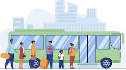 Pengaruh Transportasi Umum di Indonesia