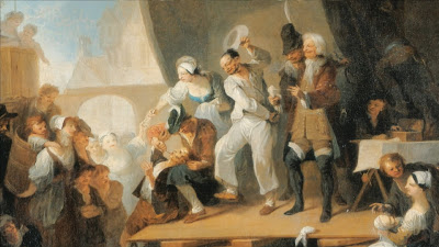 But barber-surgeons continue to practice their trade, if not a barber-surgeon, they can be a juggler followed by a tooth extracted to thrill the crowd.