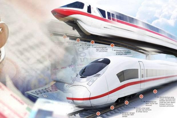 """Ini Tiga Alasan Kereta Cepat """"Haram"""" Gunakan APBN Menurut Fraksi PKS"""
