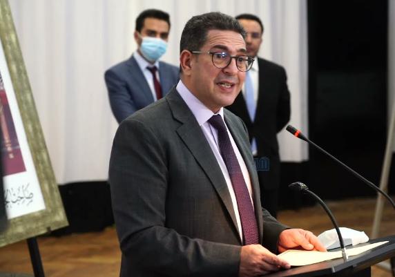 """""""أمزازي"""" يسلم مفاتيح وزارة التربية الوطنية إلى بنموسى"""
