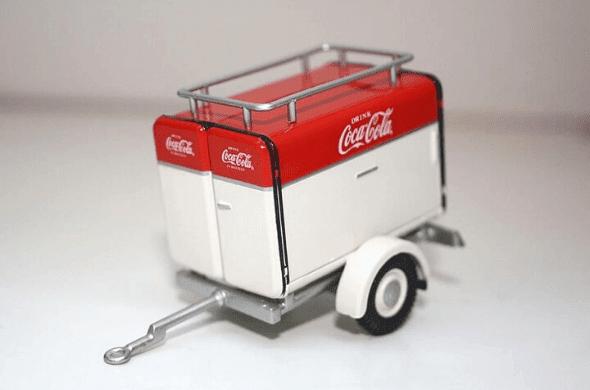 volkswagen t1 panel van 1:43 coca cola, camions et camionnettes coca-cola 1:43 altaya