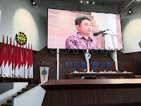 Fakultas Teknik Universitas Muhamadiyah  Ponorogo adakan yudisium ke-51 tahun 2021