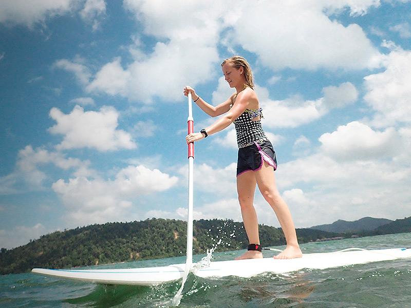 Telunas Resort, Pulau Wisata Premium Di Perbatasan Negara