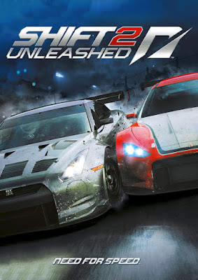 Capa do Need for Speed: Shift 2 Unleashed