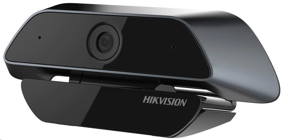 Nhỏ gọn, linh hoạt và có thể điều chỉnh, Webcam Hikvision DS-U12 mang lại góc nhìn hoàn toàn mới cho cuộc gọi video. Webcam đi kèm với chân đế chắc chắn giúp bạn đặt trên giá hoặc kẹp vào màn hình dễ dàng