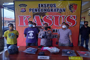 MW Pelaku Pencuriaan Modus Pecah Kaca Diamankan Polres Serang Kota