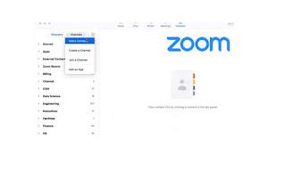 zoom meeting اون لاين
