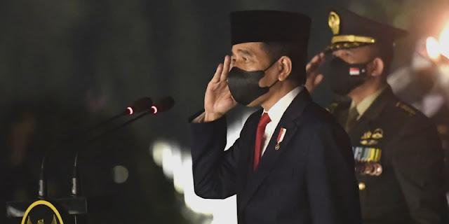 Presiden Joko Widodo: Pandemi Covid-19 Belum Berakhir
