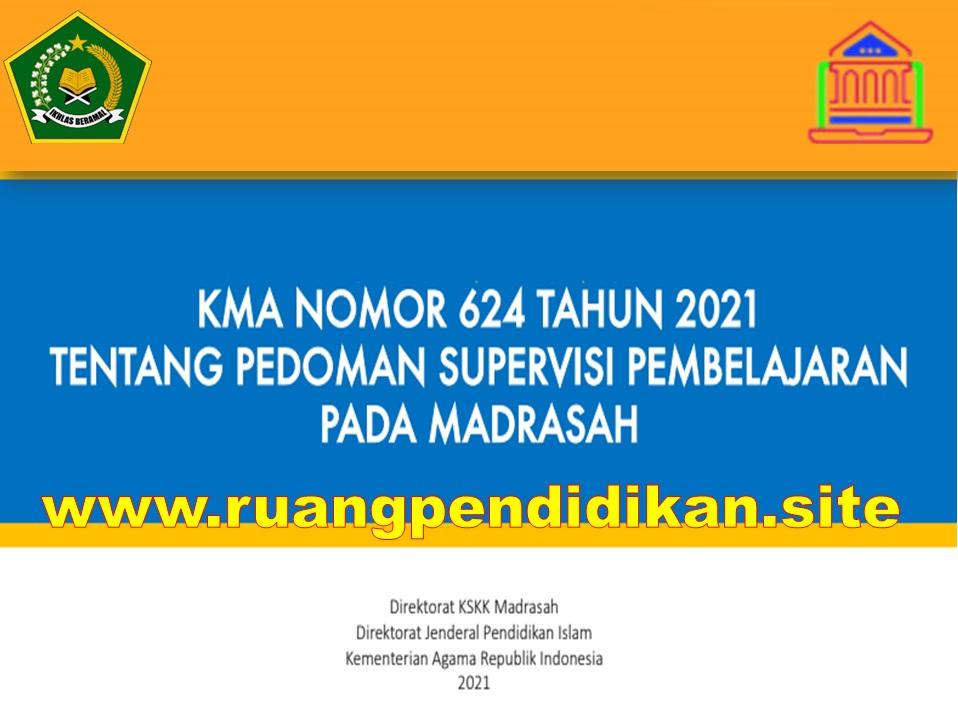 KMA Nomor 624 Tahun 2021