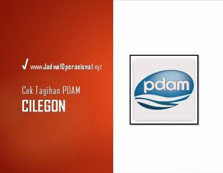 Cek Tagihan PDAM Cilegon