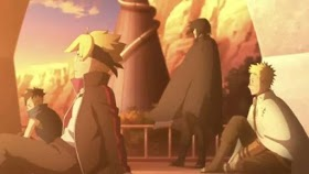 Boruto: Naruto Next Generations Capítulo 219 Sub Español HD