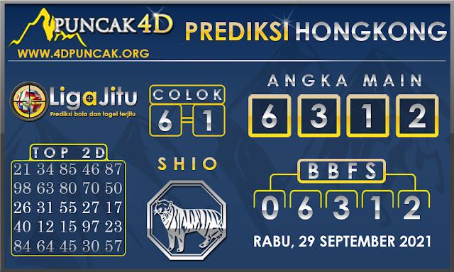 PREDIKSI TOGEL HONGKONG PUNCAK4D 29 SEPTEMBER 2021