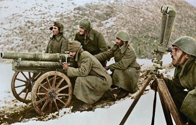 Πόσο αξιόμαχος ήταν ο ιταλικός στρατός που επετέθη στην Ελλάδα το 1940