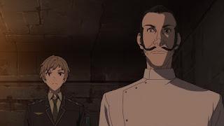 月とライカと吸血姫 第1話 モジャイスキー博士 CV.青山穣   Tsuki to Laika to Nosferatu