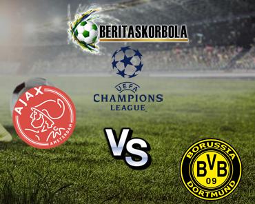 Prediksi Bola Ajax Amsterdam vs Borussia Dortmund, 20 Oktober 2021