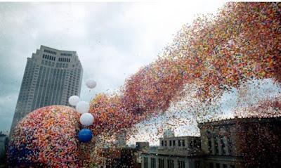 puštanje balona