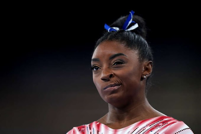 'I should have quit way before Tokyo,' says four-time gold medalist Simone Biles