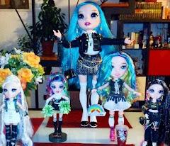 Огромная шарнирная кукла Rainbow High My Runway Friend Amaya Raine