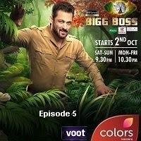 Bigg Boss (2021) Hindi Season 15 Episode 05 Watch Online Movies