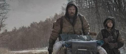 DVD & Blu-ray: THE ROAD (2009) Starring Viggo Mortensen