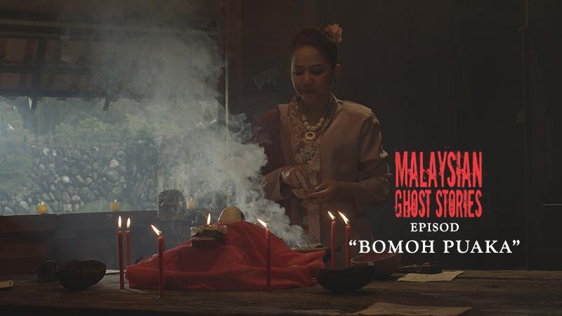 Malaysian Ghost Stories Episod 28 Bomoh Puaka