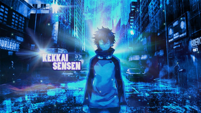 Kekkai Sensen All Season Hindi Sub Episodes Download