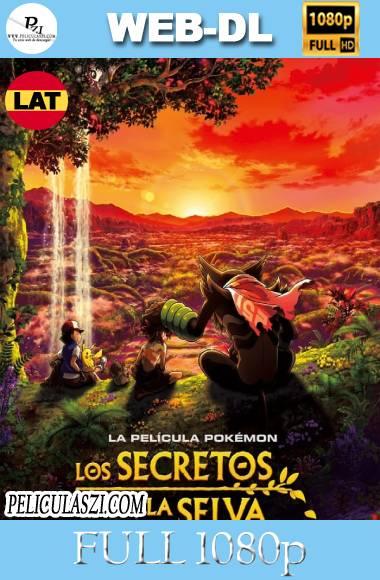 Pokémon, la película: Los secretos de la selva (2020) Full HD WEB-DL 1080p Dual-Latino VIP