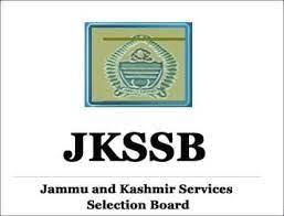 JKSSB 2021 Jobs Recruitment Notification of Sub Inspector - 800 Posts