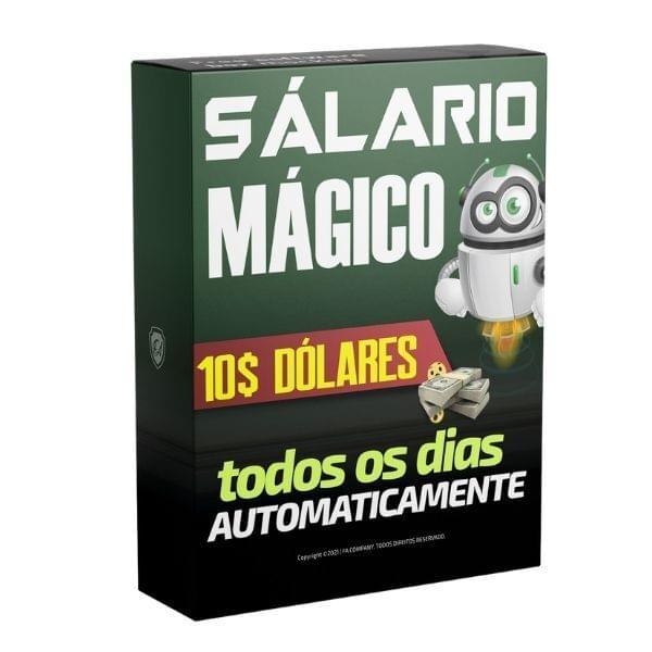 Robô Salário Mágico!