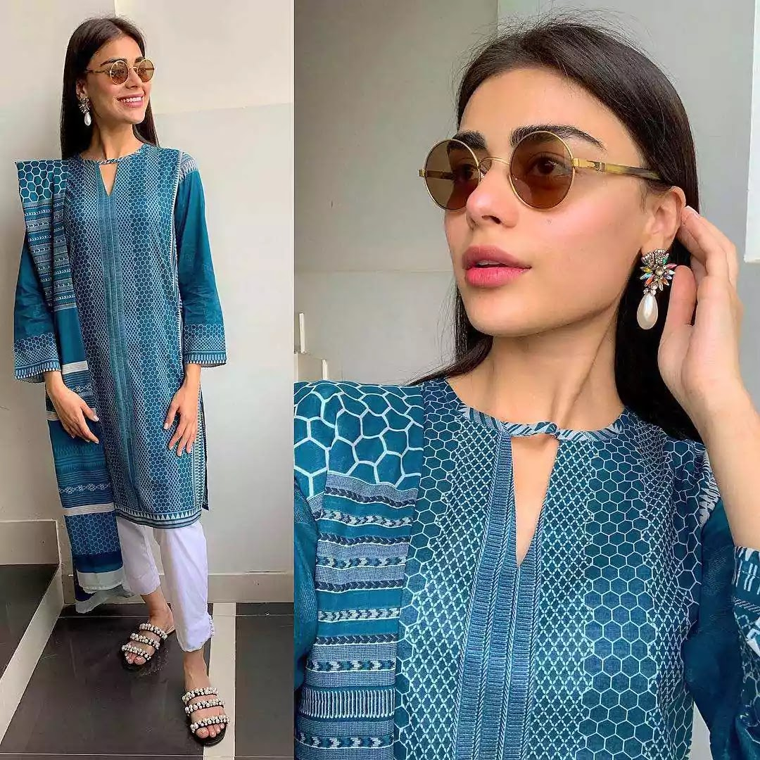 Talented Actress Sadaf Kanwal Latest Beautiful Pictures