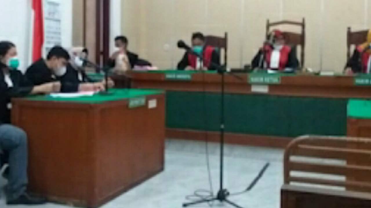 Korupsi Vidiotron, Direktur CV. PMM Dihukum 4 Tahun dan 6 Bulan Penjara