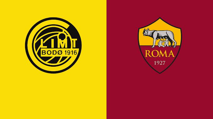 مشاهدة مباراة روما وبودو جليمت بث مباشر اليوم في دوري المؤتمر الأوروبي