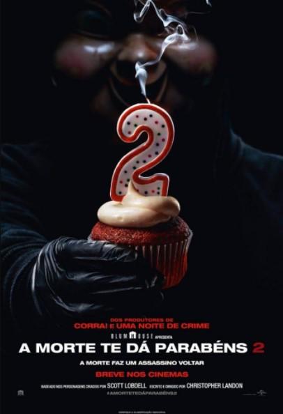 Baixar Filme A Morte Te Dá Parabéns 2 Torrent (2019) Dublado BluRay 720p / 1080p