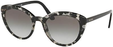 Affordable Authentic Prada Cat Eye Sunglasses