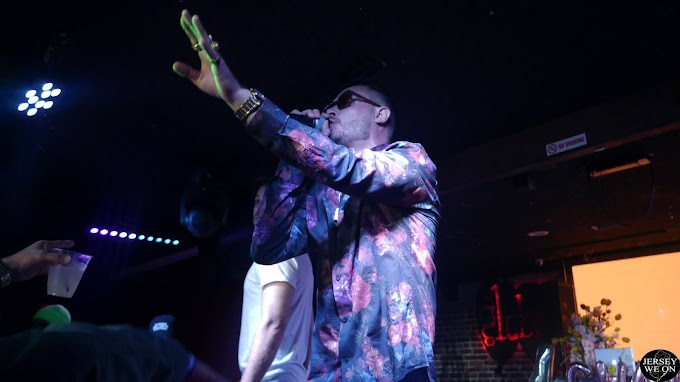 The Champagne Room Experience (Koncept official release party)