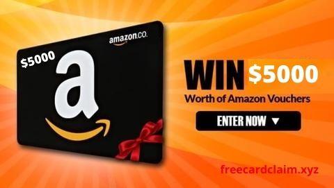 amazon gift card generator app