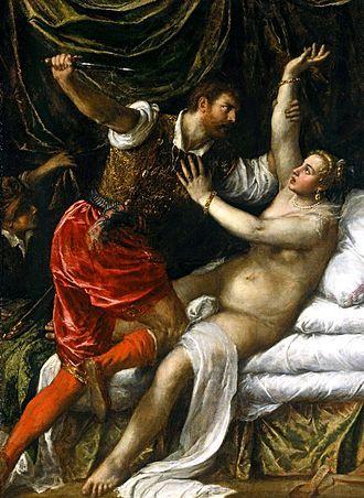 Vụ cưỡng hiếp chấm dứt chế độ vua chúa ở La Mã