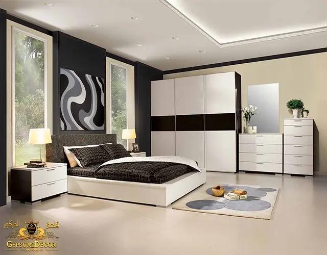غرف النوم الحديثة 2022