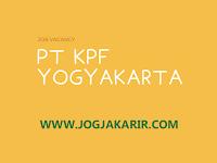 Lowongan Kerja Lulusan SMA/SMK di PT KPF Yogyakarta