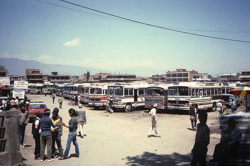 Birgunj to Kathmandu