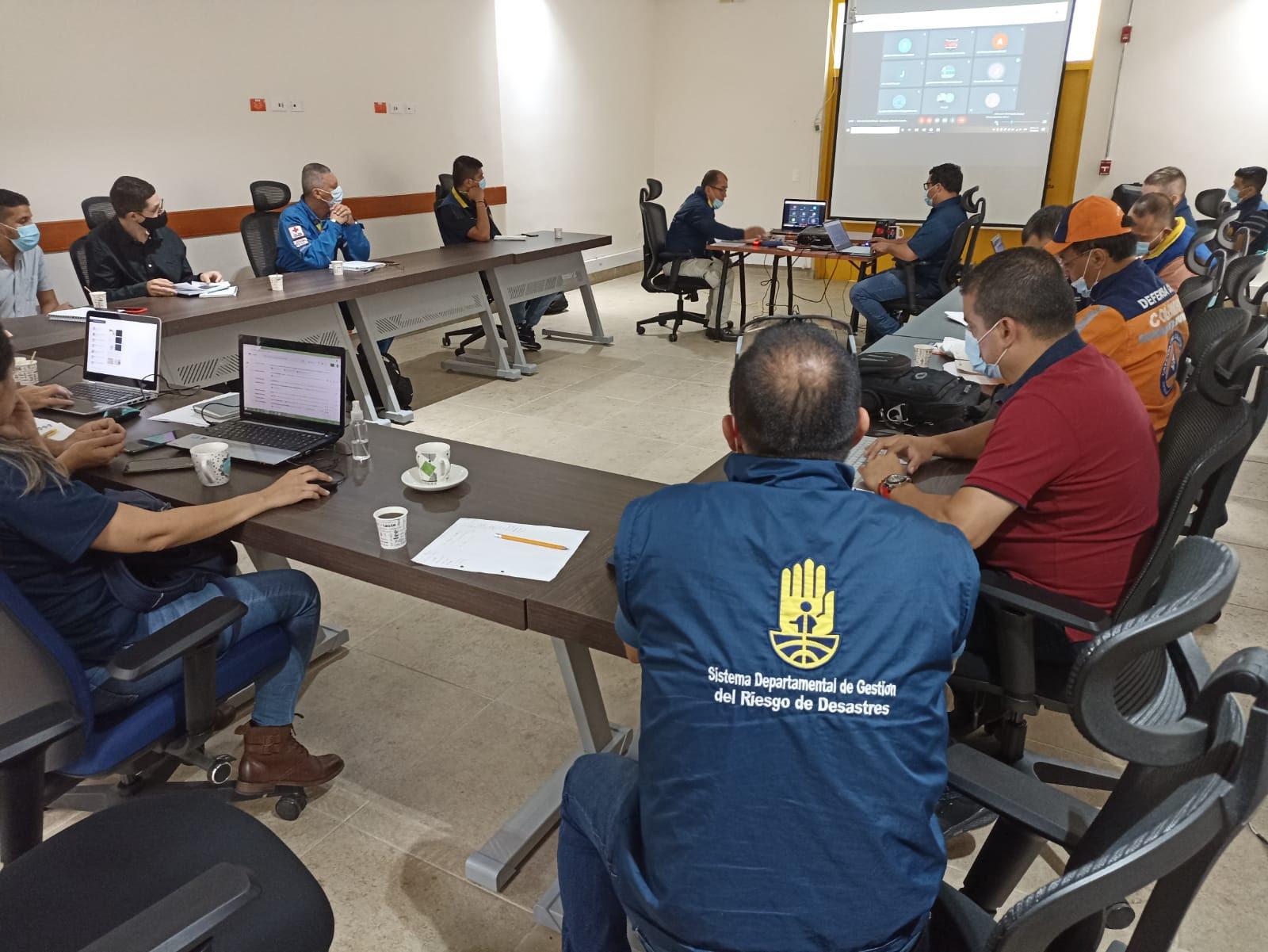 Con escenarios de sismo, inundaciones y deslizamientos, los 14 municipios de Risaralda participaron en el Simulacro Nacional de Respuesta a Emergencias, que se realizó este jueves y que contó con la participación de 38.719 mil personas y cerca de 900 entidades públicas y privadas.