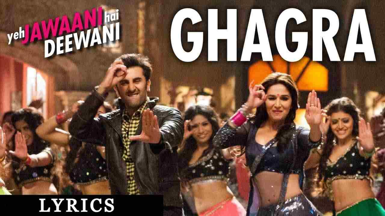 Ghagra Lyrics in Hindi