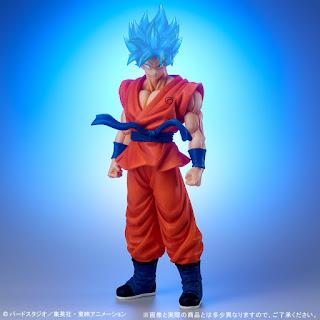 Dragon Ball Super – Son Goku (Super Saiyan God Super Saiyan) Clear Ver. Gigantic series, PLEX