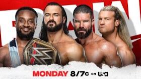 Ver Repetición y Resultaos de Wwe Raw 18 de Octubre de 2021 En Español Online