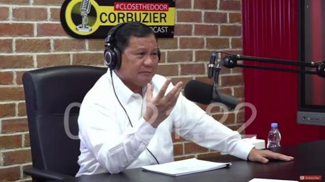 Prabowo Subianto Nyapres Ketiga Kalinya, Ini Penjelasan Sekjen Gerindra