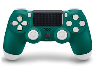Nicove Wireless PS4 Controller with Double Vibration