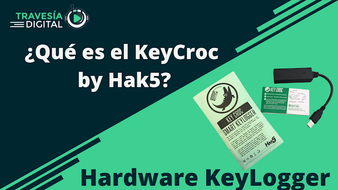 Presentación del KeyCroc de Hak5 | Español | Hacking Keylogger