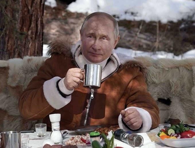 Befagyott farkú farkashoz hasonlította az EU-t Putyin
