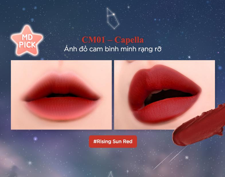 Màu #CM01 - Capella