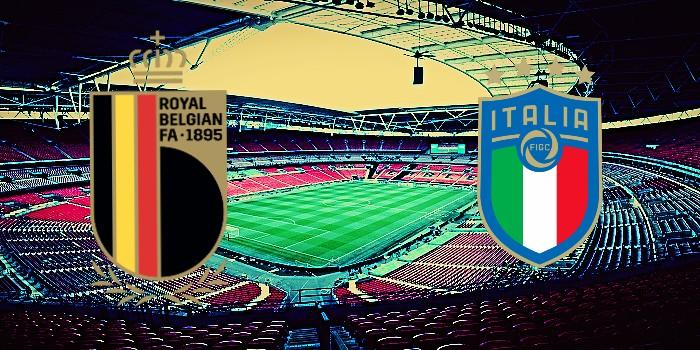 موعد مباراة ايطاليا وبلجيكا اليوم